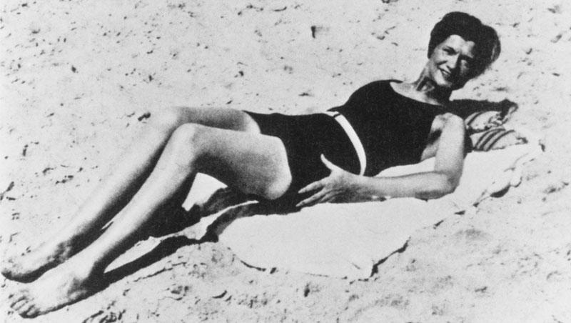 Coco Chanel pone de moda el bronceado